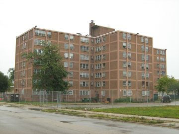 Ida B. Wells housing project